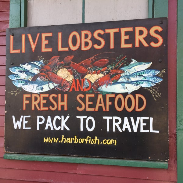 Harbor Fish Market - Seafood Restaurant in Downtown Portland
