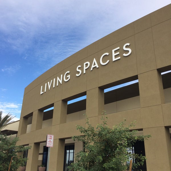 Living Spaces Furniture Home Store In Phoenix