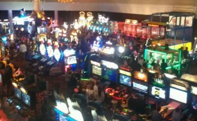 Dave Buster S Arcade In Braintree