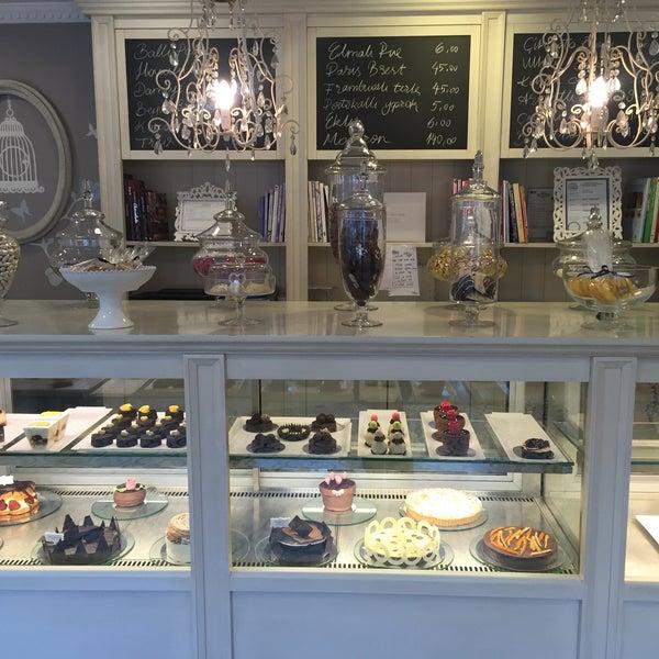 Torte Bakery  Cupcake Shop in Istanbul
