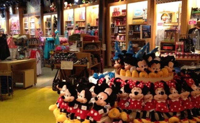 Disney Store Toy Game Store In Chicago