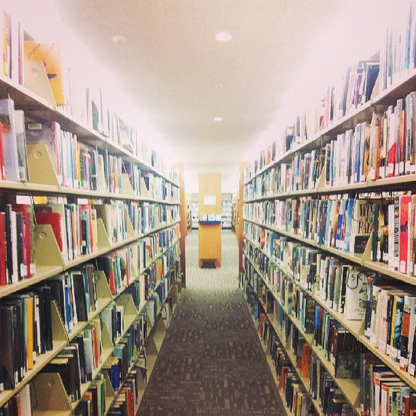 East Lansing Public Library  Library