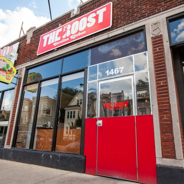 The Roost Carolina Kitchen  Lakeview  44 tips