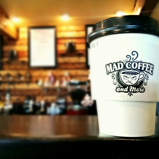 Mad Coffee More Abilene TX