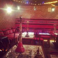 Backyard Shisha Lounge