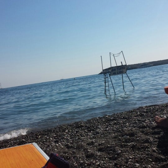 Bagni Lido  Lavagna  Beach
