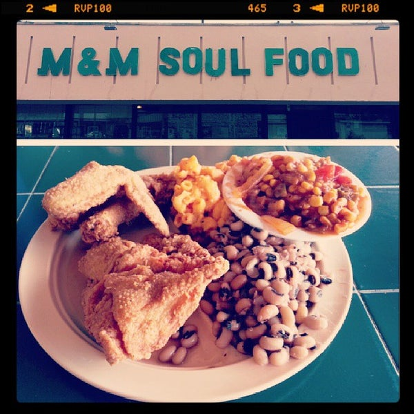 M M Soul Food Restaurant