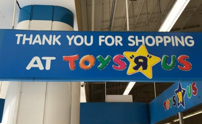 Toys R Us Now Closed Preston Lancashire