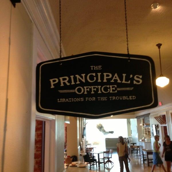 The Principal's Office - Ivywild - Colorado Springs. CO
