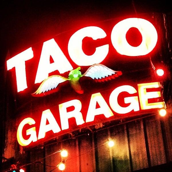 Taco Garage  Uptown Broadway  8403 Broadway St