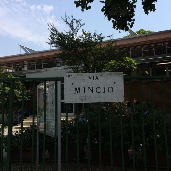 Piscina Mincio  Pool in Zona 4
