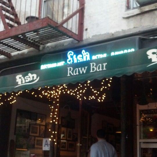 Fish Restaurant 280 Bleecker Street