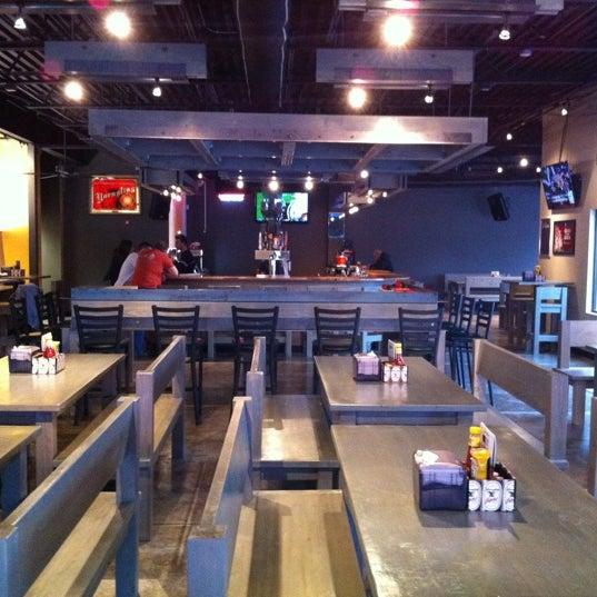 Woodlands Backyard  Sports Bar in Columbus