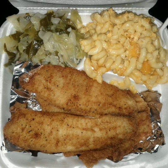 Soul Food Restaurant Downtown Chicago
