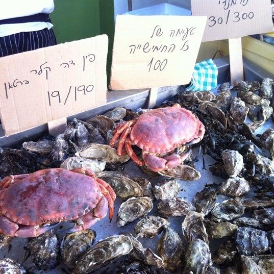 Fish Restaurant Tel Aviv