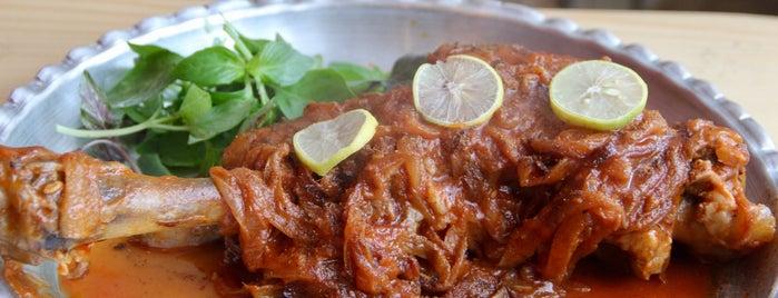 Choochagh Restauraunt | رستوران چوچاق is one of رستورانهای مازندران.