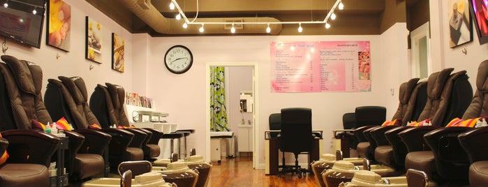Rainbow Nail Spa Is One Of The 15 Best Places For A Paraffin In San Francisco