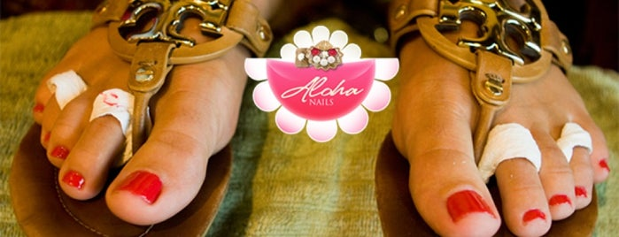Aloha Nails Is One Of The 15 Best Places For In Charlotte