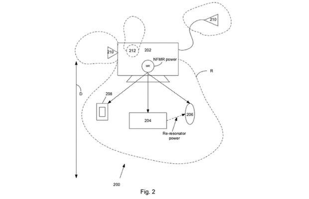 Apple Files Patent For Wireless Charging Technology