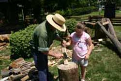 Settler Survival Summer Camps