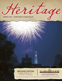 Heritage Spring 2011 cover