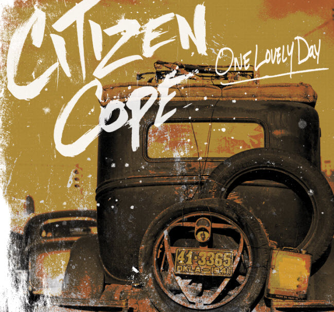 Citizen Cope Album Cover