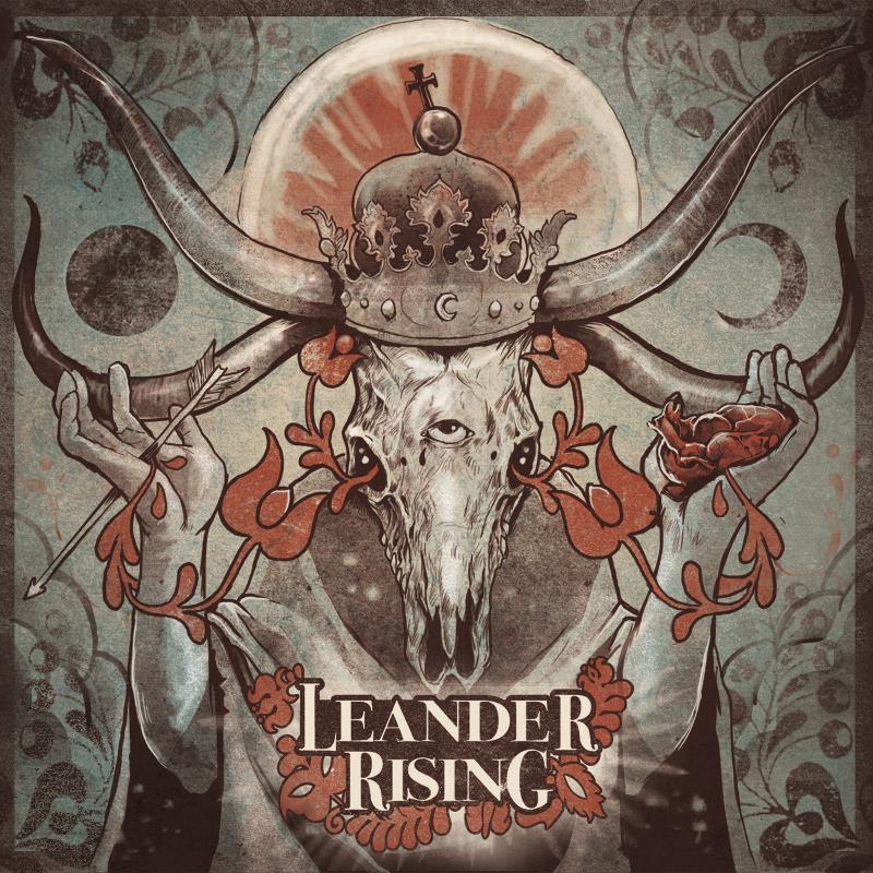Leander Rising - Heart Tamer Artwork