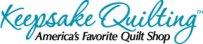 Keepsake Quilting logo