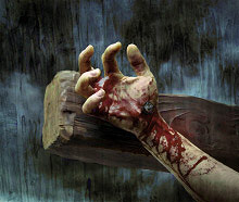 hand pierced