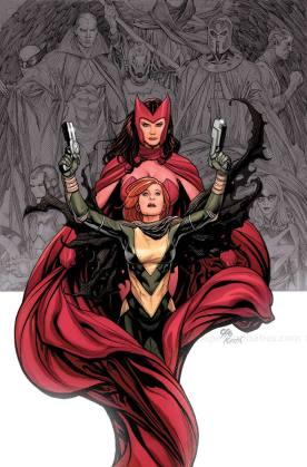 Cho Avengers vs. Xmen