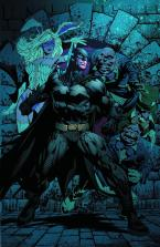David Finch Batman Dark Knight 8 Cover