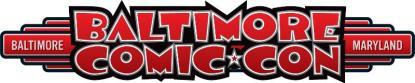 Baltimore Comic-Con 2012 logo