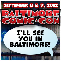 I'll See You In Baltimore 2012