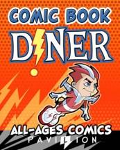 Comic Book Diner banner 2011