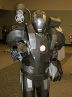 War Machine costume contest 2010