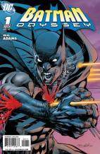 Neal Adams Batman Odyssey