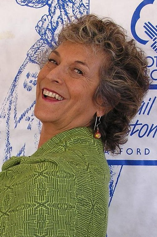 Irene Schmoller Shadow Weave Shawl