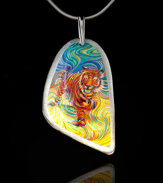 Tiger Totem Pendant Click To Enlarge
