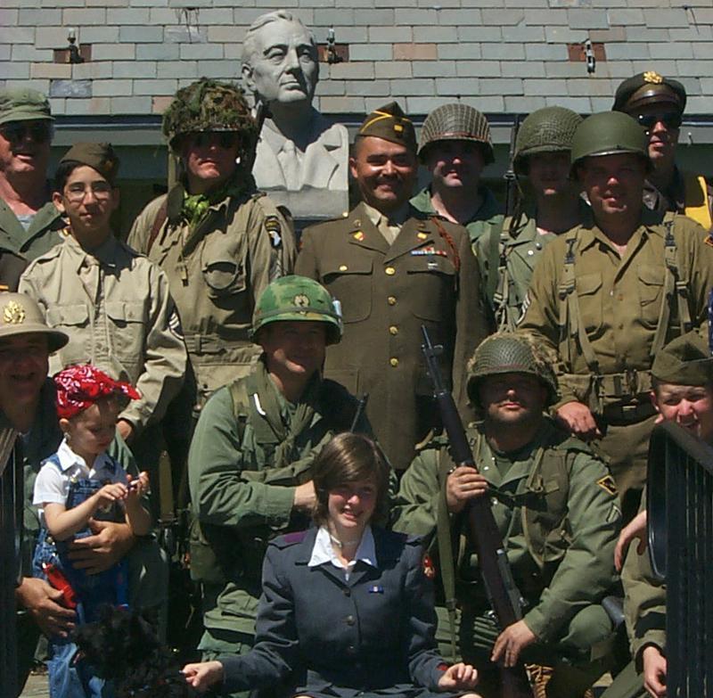 Military Reenactors