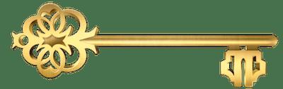 key gold 400