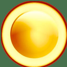 gold disc b
