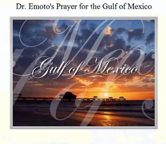 Prayer for the Gulf of Mexico