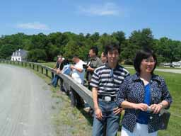 Chinese Delegation Visits Winbak Farm