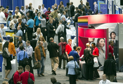 Tradeshow at 2010 Summit