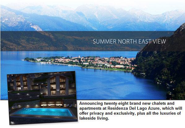 Azure Lake Como
