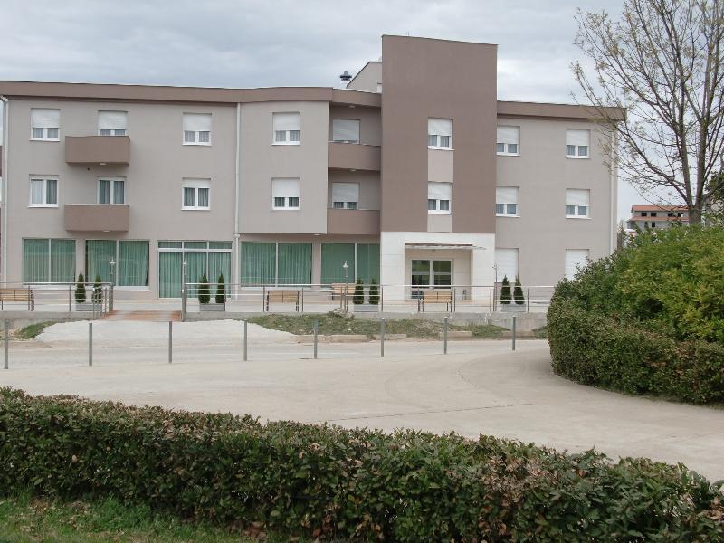 Mary TV Building in Medjugorje