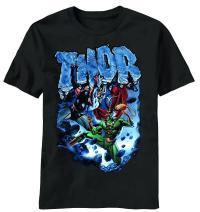 Thor Stones Throw T-Shirt
