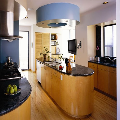 11 Ways to Put a TV in the Kitchen
