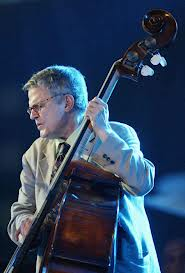 Charlie Haden in performance