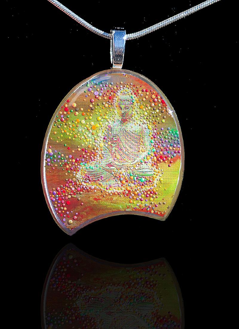 Buddha's Light Pendant